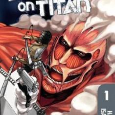 Attack on Titan 1, 2018