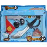 Set Arme Pirat ,7 piese Multicolor 3 ani +