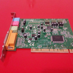 Placa de sunet PCI, 3D Sound