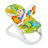 Balansoar scaun portabil Rainforest Friends Fun CMR20 Fisher Price