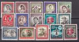 Nicaragua  1957  scoutism  MI 1126-1140   MLH  w59