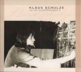 3 CD Klaus Schulze ‎– La Vie Electronique 6 , originale