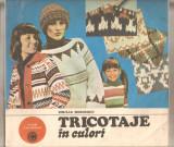 Tricotaje in culori - Emilia Moisescu