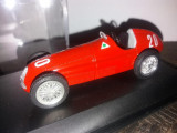 Machete Alfa Romeo 159 F.1 G.P.Spania N.Farina - 1951 - BRUMM scara 1:43