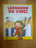 w0b Leonardo da Vinci - Omul renasterii - Micii mei eroi