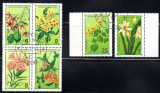 SAO TOME PRINCIPE 1979, Flora, serie stampilata, Nestampilat