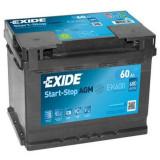 Baterie auto Start-Stop 60Ah, 680A, 60 - 80, Exide