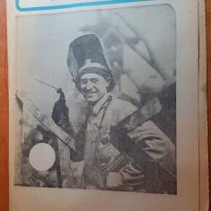 revista radio tv saptamana 3-9 decembrie 1978
