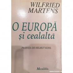 O Europa si cealalta