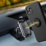 Cumpara ieftin Husa iPhone 11 SILICON INEL GRIP NEGRU