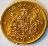 Cumpara ieftin Moneda istorica 2000 LEI - ROMANIA, anul 1946 *cod 884