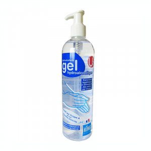 Gel igienizant hidroalcoolic pentru maini 400 ml