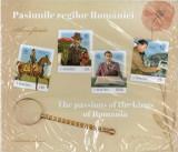 ROMANIA 2021 - PASIUNILE REGILOR ROMANIEI(I), ALBUM FILATELIC - LP 2313, Nestampilat