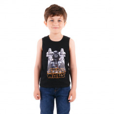 Maiou baieti Star Wars negru