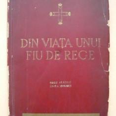 TEOFIL G. SIDOROVICI - DIN VIATA UNUI FIU DE REGE ( MIHAI I ) - 1937