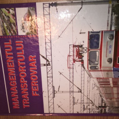 Managementul transportului feroviar - Viorel Simut (Editura ASAB, 2001)