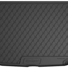 Protectie portbagaj Audi A3 8V, 2012 -> prezent, model cu 5 usi, podea inaltata variabila, roata rezerva normala din cauciuc Rubbasol, marca Gledring