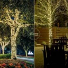 Ghirlande Luminoase Copaci, 17 m, de Exterior/Interior, Instalatii luminoase copaci