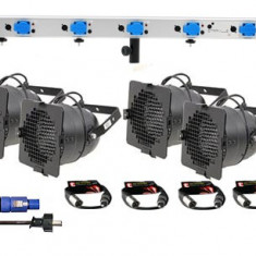 SET T.BAR / LED PAR56 DMX