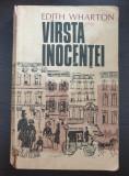 VARSTA INOCENTEI - Edith Wharton