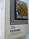 Chimie si probleme de chimie pentru concursul de admitere -  I. Risavi , ..