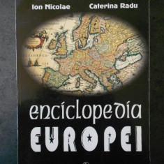 HORIA C. MATEI, SILVIU NEGUT - ENCICLOPEDIA EUROPEI