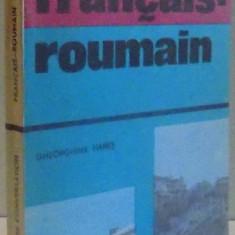 GHID DE CONVERSATIE FRANCEZ-ROMAN de GHEORGHINA HANES , 1987
