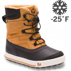 Cizme Femei/Fete de zăpadă impermeabile Merrell Snow Bank 2.0 Waterproof SelectDry