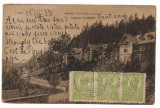 CP303 Carte postala Jean Camarasescu 1920, Circulata, Printata