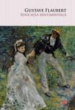 Educatia sentimentala | Gustave Flaubert, Litera