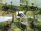 Bicicleta electrica, pliabila, noua, marca FreeWheel Urban, tip pedelec., 21, 1, 20