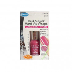 Lac de unghii, Sally Hansen, Hard As Nails, acrylic gel + nylon,11.8 ml, 2780-14 Mauve Creme