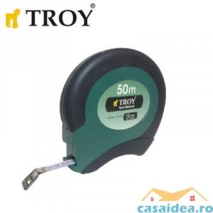 Ruleta de teren (50m x 13mm) TROY