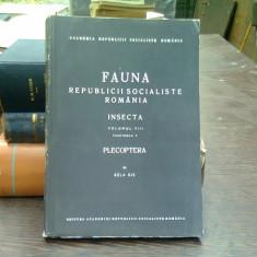 Fauna Republicii Socialiste Romania. Insecta VIII, fascicula 4 - Ecaterina Dobreanu