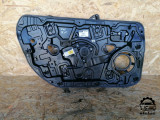 Macara geam stanga fata pentru Volvo V40 II, 2012-2018, cod OEM 31276215