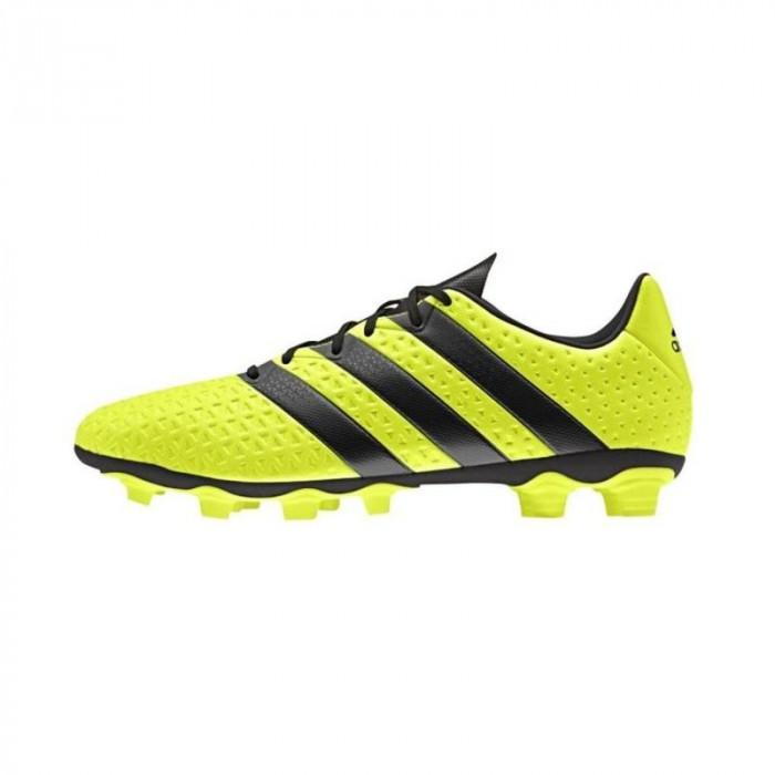 Ghete fotbal barbati adidas Ace 16.4 FxG Galben 45