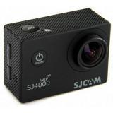 Camera video actiune SJCAM SJ4000 WiFi Black, Card de memorie