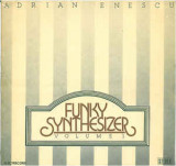 Adrian Enescu - Funky Synthesizer 1 (LP - Romania - VG)