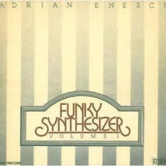 Adrian Enescu - Funky Synthesizer 1 (LP - Romania - VG)