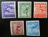 Romania LP 121 , Balcaniada de atletism Bucuresti , MH/*