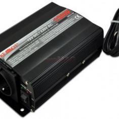 Invertor auto Kemot URZ3160, 12V/230V, 150W, 1 iesire