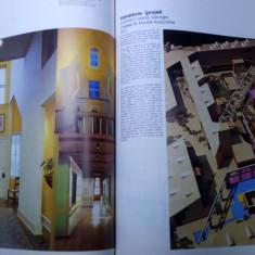 un lot de 5 nr. carte veche rara din anii 60 arhitectura, design circa 1000 pag