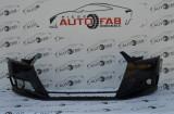 Bară față Audi A4 B9 an 2016-2018 cu găuri pentru Parktronic