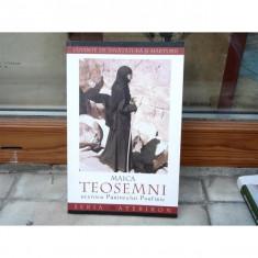 Maica Teosemni , Pr. Serban Tica , 2011