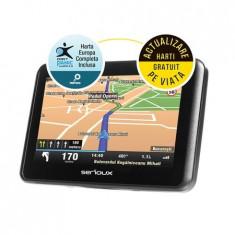 "GPS Serioux Urban Pilot UPQ430, 4.3"", harta Europei Mireo Don't Panic"