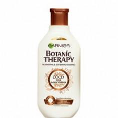 Cumpara ieftin Sampon pentru par uscat lipsit de suplete Garnier Botanic Therapy Coco Milk & Macadamia, 400 ml