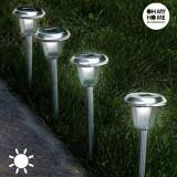 Lampa Solara Circulara Torta Oh My Home (Pachet de 4)