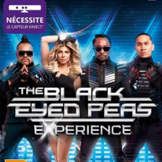 THE BLACK EYED PEAS Experience Kinect XB360