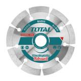 Cumpara ieftin Disc debitare beton Total, 180 mm