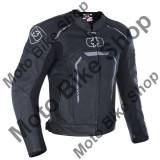 MBS Geaca piele Oxford Strada Sport, protectii umeri/coate, negru, L, Cod Produs: LM183101LOX